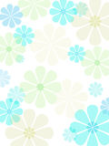 Pastel Flowers Royalty Free Stock Photography
