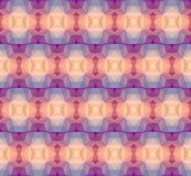 Pastel geometric pattern. Seamless vector pattern.  Perfect for wallpaper design, textile design or anyone another your design idea Royalty Free Stock Photos