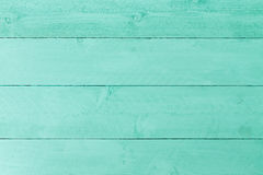Pastel green stained wood background texture Royalty Free Stock Image