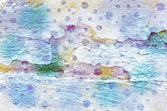 Pastel Grunge Stock Image
