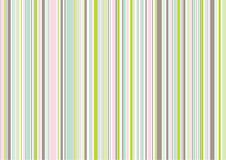 Pastel icing pink stripes Stock Photography