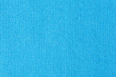 Pastel light blue color tone water color paper texture. Macro photo Stock Images