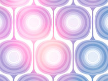 Pastel Mod Wallpaper Background Stock Image
