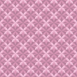 Pastel pale color tender floral tile. Vintage retro style geometric seamless pattern. vector illustration of repeatable geometry motif Stock Image