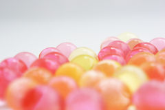 Pastel pearls Stock Photos