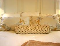 Pastel Pillows Stock Image