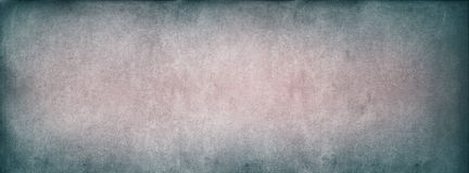 Pastel Pink Blue Faded Chalkboard Banner Texture Stock Images