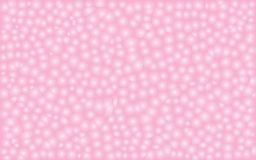 Pastel Pink Mosaic Patern. A mosaic of pink interlocking shapes in pink pastel colours set as a background stock illustration