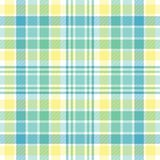 Pastel Plaid. A plaid background pattern in pastel colors royalty free illustration