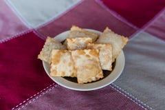 Pastel (plat brésilien) Photos stock