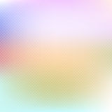 Pastel polka dot background Stock Photo