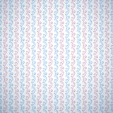 Pastel retro different vector seamless pattern Stock Images