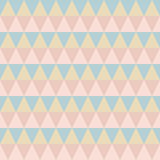 Pastel retro seamless pattern. Endless texture can be used for wallpaper, pattern fills, web page background, surface textures. Shabby geometric ornament Stock Image