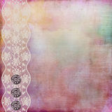 Pastel scrapbooking background Stock Photo