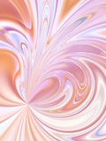 Pastel Splat Abstract Background. Pastel splat pattern design (computer generated, fractal abstract background Stock Images
