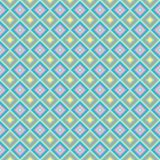 Pastel squares oblic extended Royalty Free Stock Image