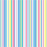 Pastel Stripe Pattern Royalty Free Stock Image