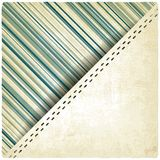 Pastel striped old background Royalty Free Stock Photography