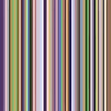 Pastel stripes. On white background Royalty Free Stock Images