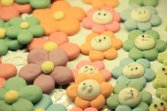 Pastel sugar candy Royalty Free Stock Photos