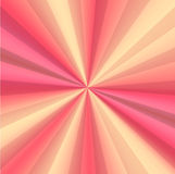 Pastel sunburst Royalty Free Stock Photography