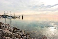 Pastel sunset Royalty Free Stock Photo