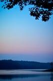 Pastel sunset. Royalty Free Stock Photo