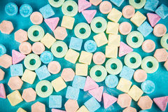 Pastel sweet candy Royalty Free Stock Image