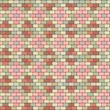 Pastel tile Royalty Free Stock Photo