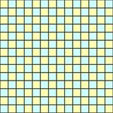 Pastel tile pattern Stock Image
