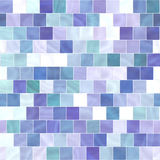 Pastel tiles Royalty Free Stock Photography