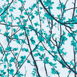 Pastel tree brunches seamless Royalty Free Stock Photos