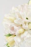 Pastel tulip wedding bouquet Royalty Free Stock Photos