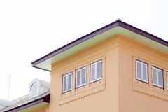 Pastel vintage building Stock Photography