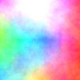 Pastel watercolor background. Pastel watercolor irregular mixed colors Stock Photo