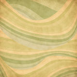 Pastel waves grungy background Royalty Free Stock Photography