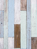 Pastel wood wall texture. Background Stock Image
