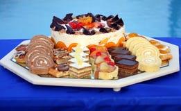 Pastelaria Imagens de Stock Royalty Free
