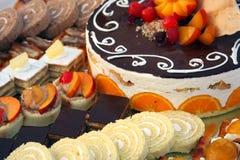 Pastelaria Foto de Stock