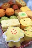 Pastelaria chinesa Foto de Stock