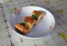 Pastelaria chinesa Fotografia de Stock