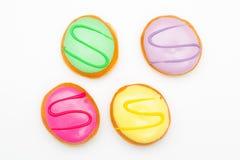 Pastelaria colorida Fotos de Stock Royalty Free
