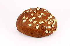 Pastelaria com sementes da aveia Fotografia de Stock