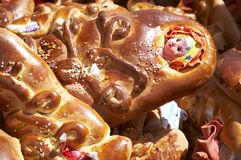 Pastelaria da boneca Fotografia de Stock Royalty Free