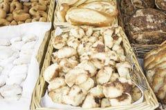 Pastelaria das pastelarias Fotografia de Stock