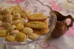 Pastelaria de Qazvini, pastelaria tradicional de Irã fotografia de stock royalty free