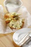 Pastelaria de sopro foto de stock royalty free