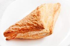 Pastelaria de sopro de Apple fotos de stock royalty free