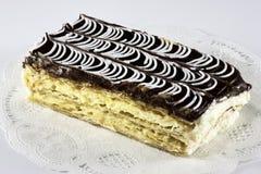 Pastelaria de sopro de Napoleon Foto de Stock Royalty Free