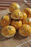 Pastelaria de sopro deliciosa fotos de stock royalty free